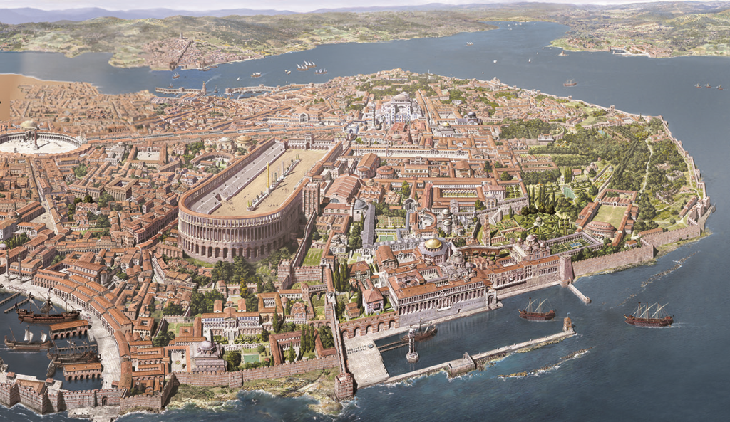 Hippodrome Constantinople Istanbul