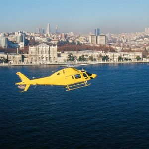 helicoptaire istanbul